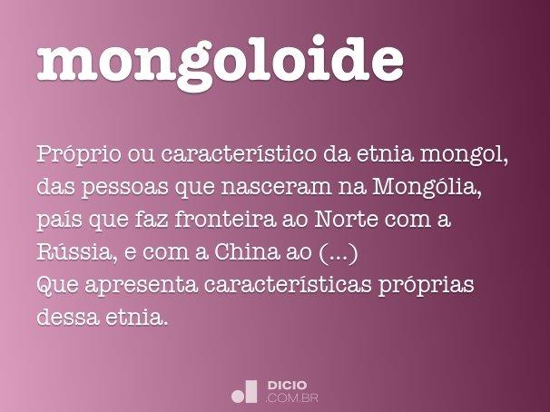 mongoloide