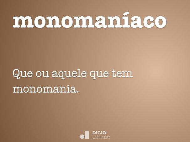monoman�aco