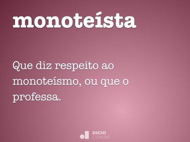 monote�sta