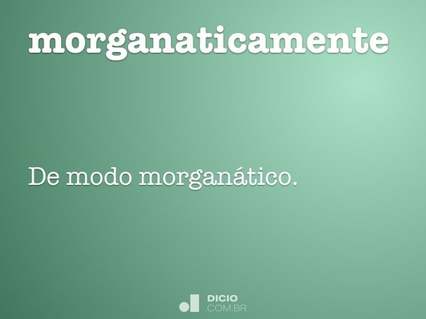 morganaticamente