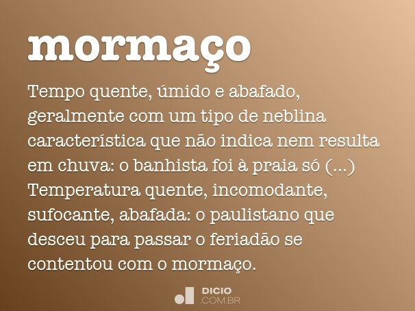 morma�o