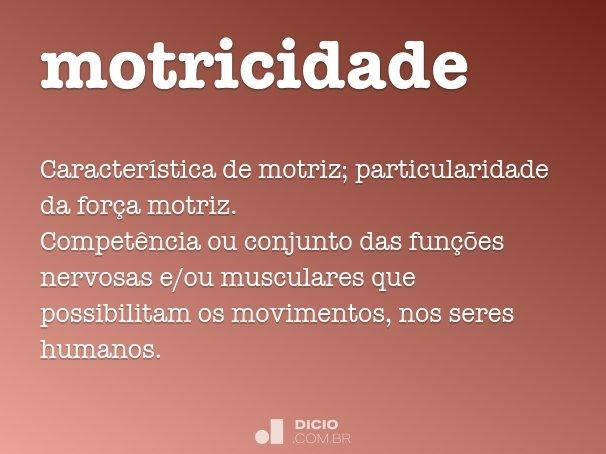 motricidade