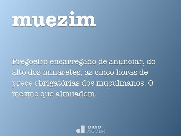 muezim