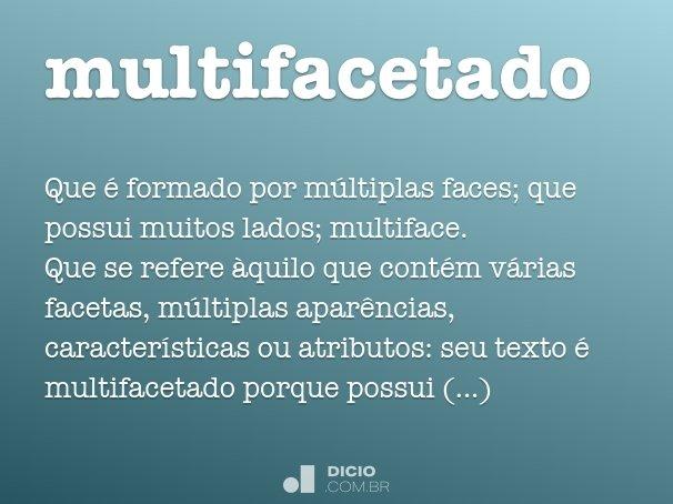multifacetado