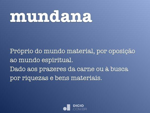mundana
