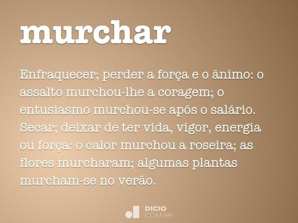 murchar