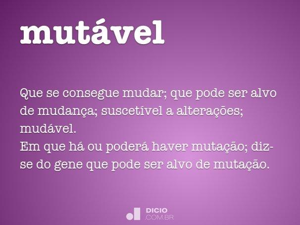 mut�vel