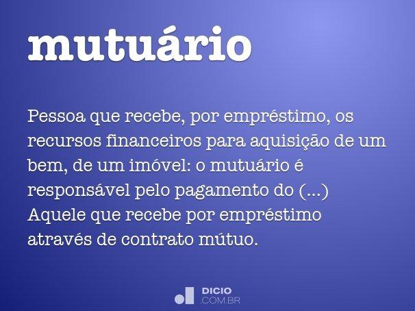 mutu�rio