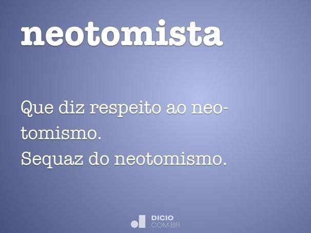 neotomista
