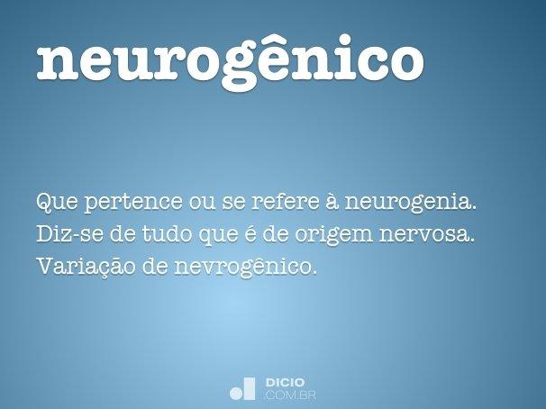neurogênico