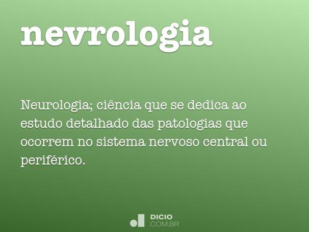 nevrologia