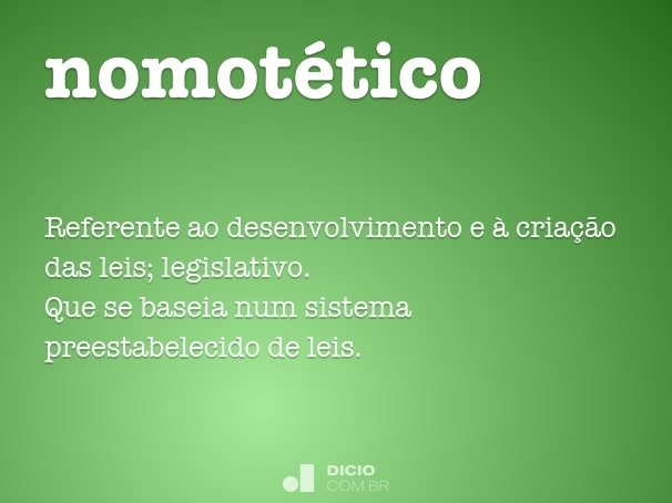 nomot�tico
