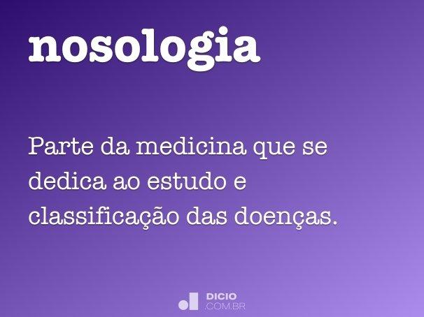nosologia