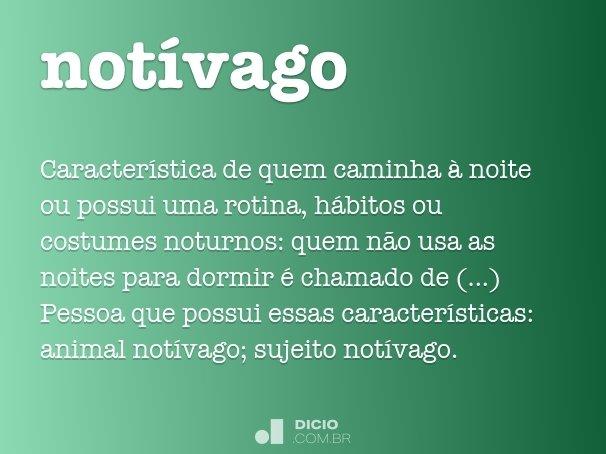 not�vago