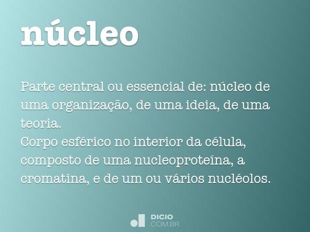 n�cleo