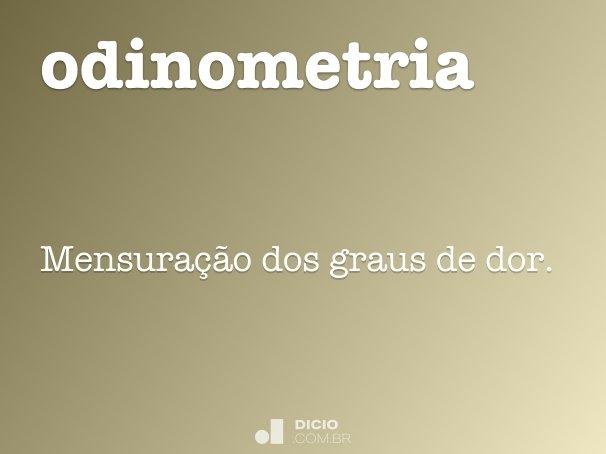 odinometria
