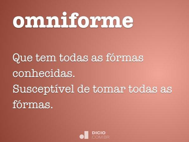 omniforme