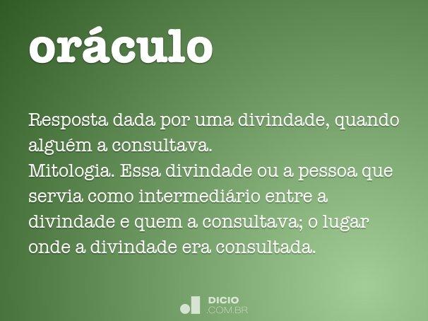 or�culo
