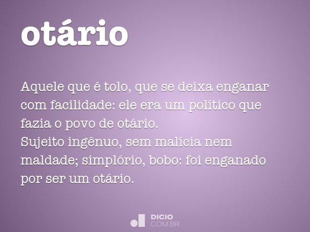 ot�rio