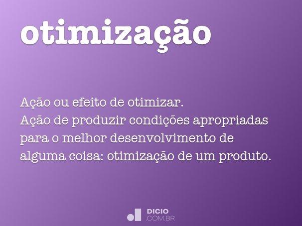 otimiza��o