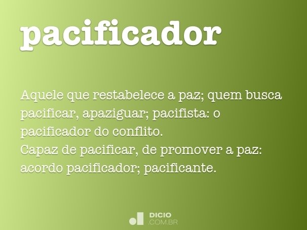 pacificador