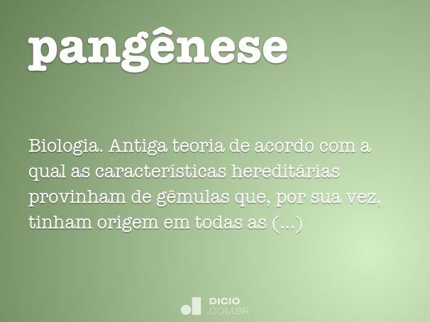 pang�nese