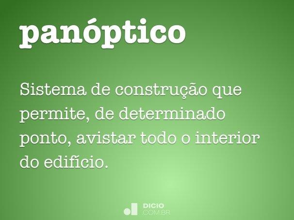 pan�ptico