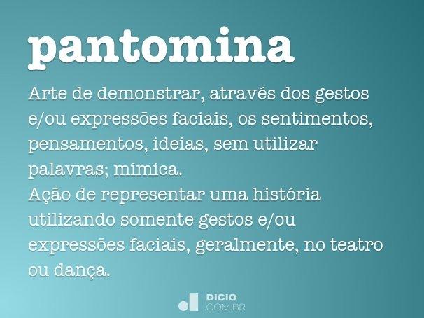pantomina