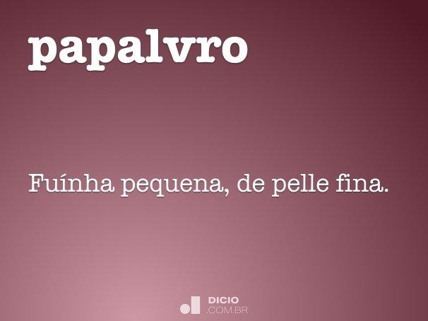 papalvro