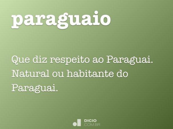 paraguaio