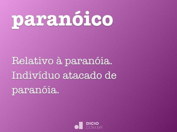 paran�ico