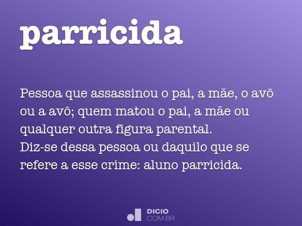 parricida