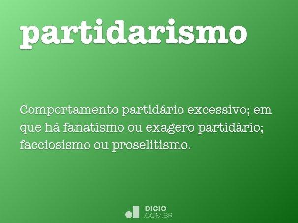 partidarismo