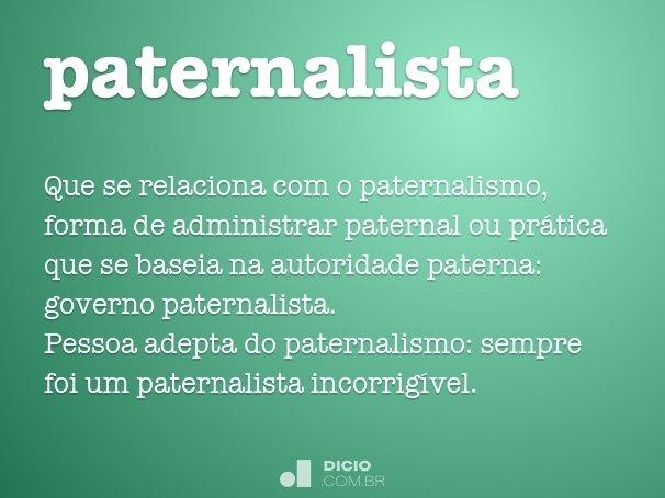paternalista