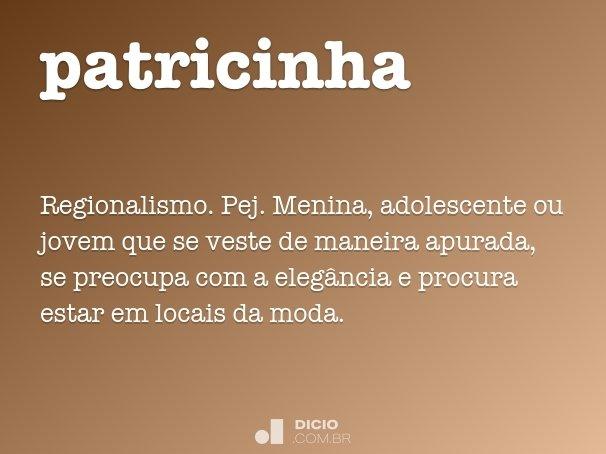 patricinha