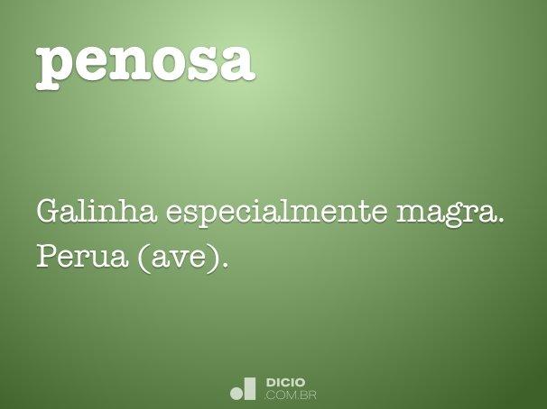 penosa