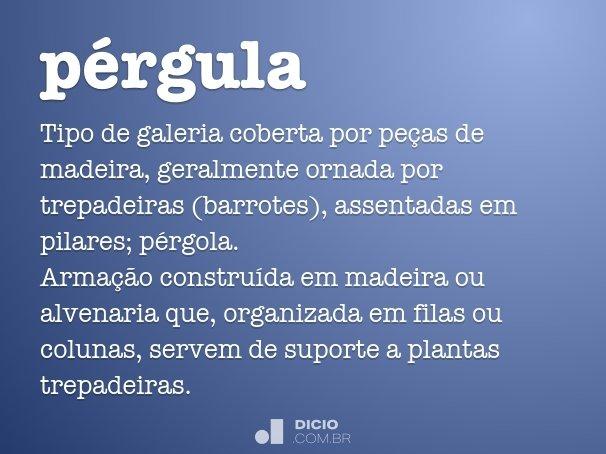 p�rgula