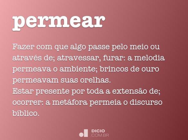 permear