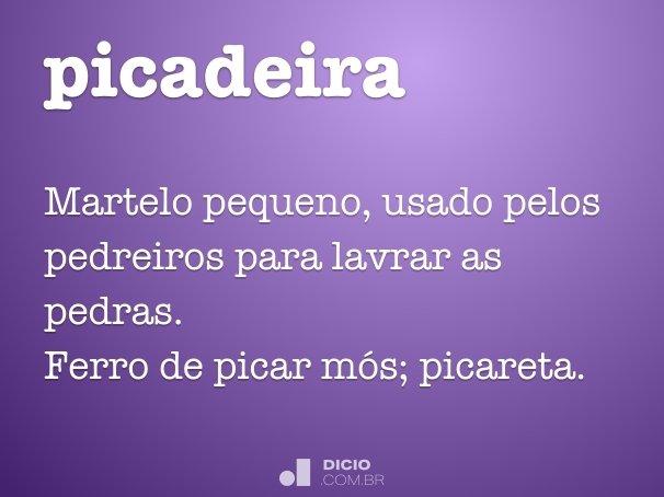 picadeira