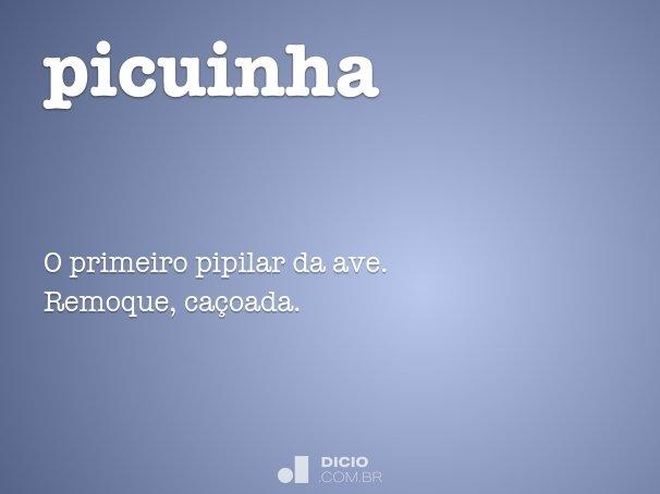 picuinha
