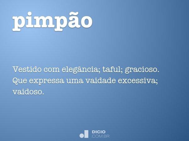 pimp�o