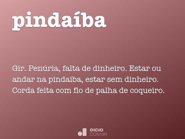 pindaíba
