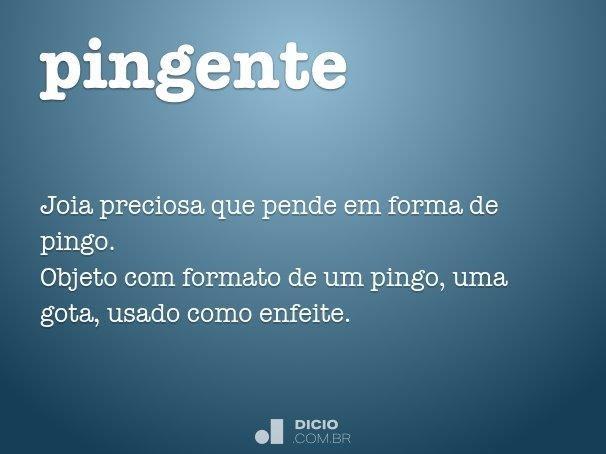 pingente