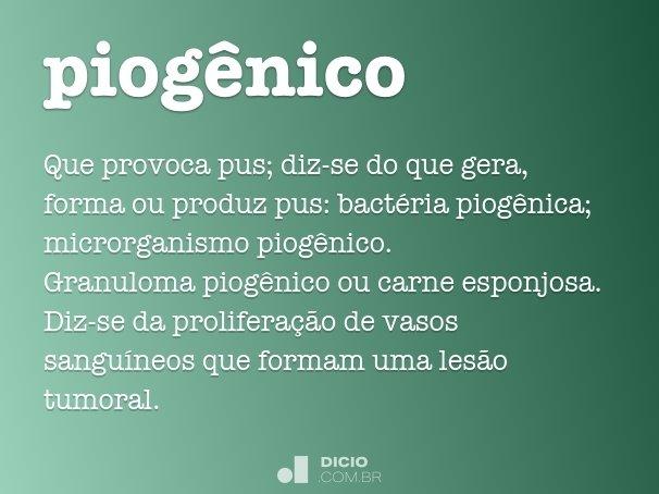 piogênico