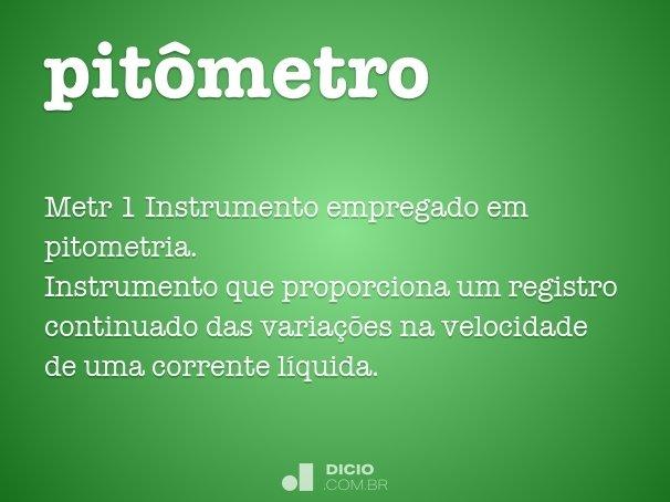 pit�metro