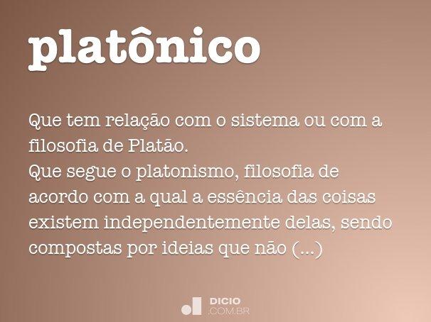platônico