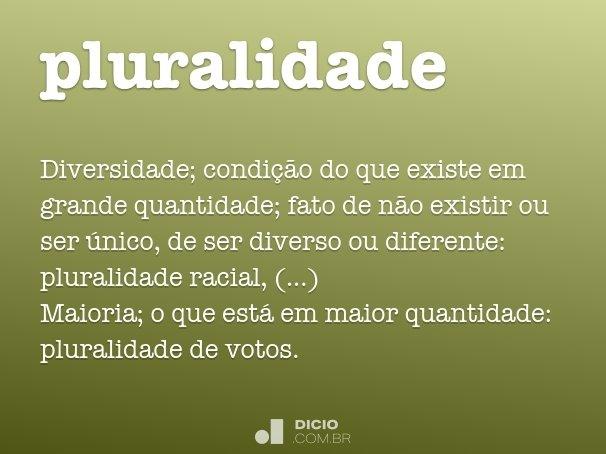 pluralidade