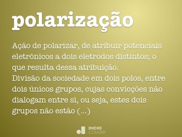 polariza��o