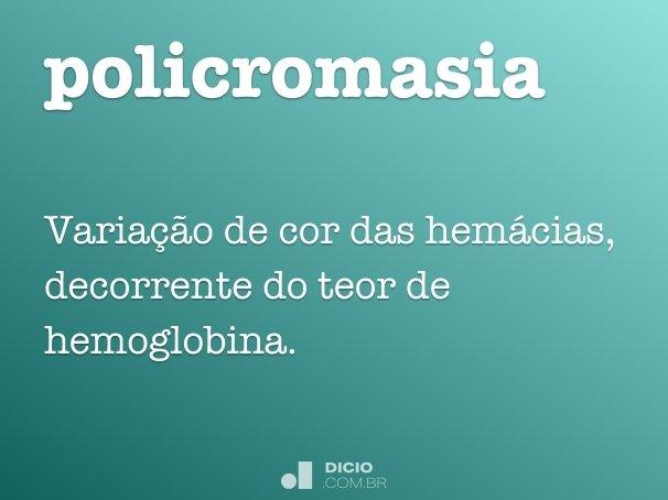 policromasia
