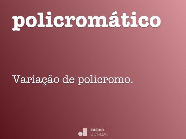 policrom�tico